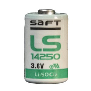 3.6V, 1 / 2AA Size Lithium Battery for GPS350 / 360 - Primary