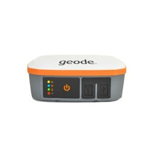 Geode External GPS with Bluetooth and Nine-Pin Connection