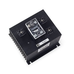 100A AC Solid-State Relay, Normally Closed