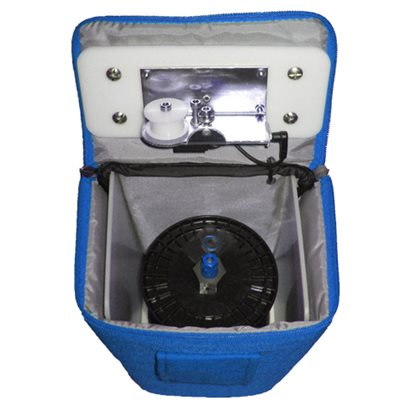 Hip Pack, HP-100 w / Pulsed Wire Chainer for Allegro QX (3 Pin M8)